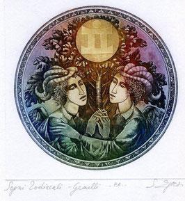 Zsuzsanna Egresi - segni zodiacali GEMELLI