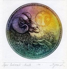 Zsuzsanna Egresi - segni zodiacali ARIETE
