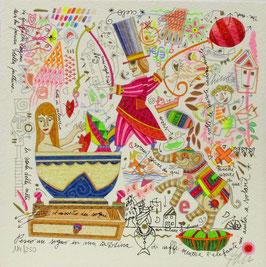Francesco Musante - Pesco un sogno in una tazzina di caffè mentre l'elefante mi aiuta a volare