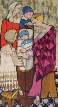 """Francesco Nex """"Il giorno..., 2011"""" cm 39x73"""