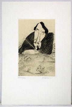 Tullio Pericoli - Robert Louis Stevenson, 2002
