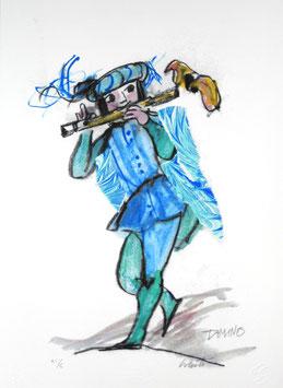 Emanuele Luzzati - Tamino