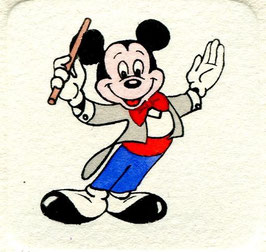 Walt Disney - Mickey Mouse direttore orchestra