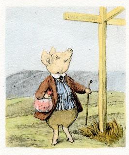 Beatrix Potter - Pig 1