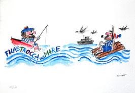 Emanuele Luzzati - Filastrocca del mare