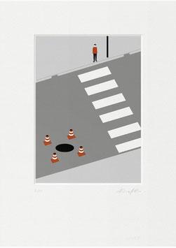 Alessandro Gottardo SHOUT - Crossing
