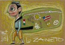 Angelo Barile - Lo zainetto