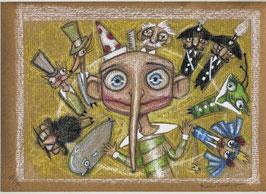 Angelo Barile - Le Avventure di Pinocchio