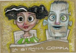 Angelo Barile - La strana coppia