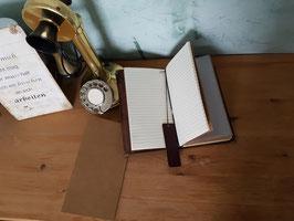 Kraft Paper Journale für Reisenotizbücher