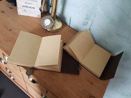 Kraft Paper für Vintage Notizbuch