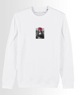 Mona | Unisex Sweater | Weiß