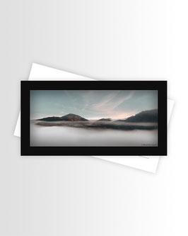 Good Morning | Panorama-Postkarte