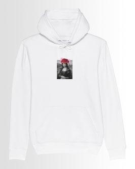 Mona | Unisex Hoodie | Weiß