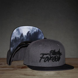 BLACK FOREST CAP | CHARCOAL GREY