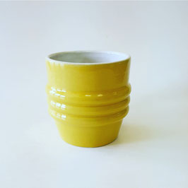 yellow bubble cup