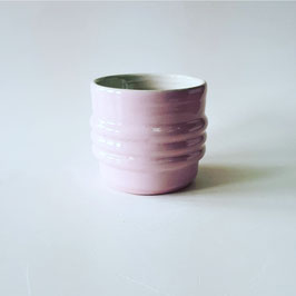 pink bubble cup