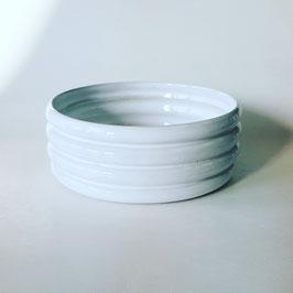 white bubble bowl small