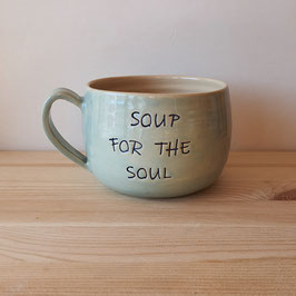 soup for the soul (lichtblauw)