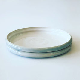 grey bubble plate small