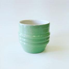 pistache bubble cup