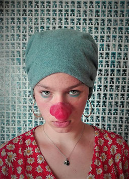 Nez de clown sur-mesure /  custom-made clown  nose
