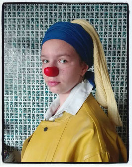 miMakker Sophie  -Nez de clown / red Clown nose
