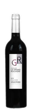 Vin Rouge Côtes de Provence AOC Domaine Le Grand Rouvière Cuvée les Vieilles Vignes Millésime 2018