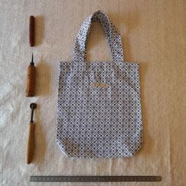 Tote bag taille petite S, 22cm x 28cm TBS2b