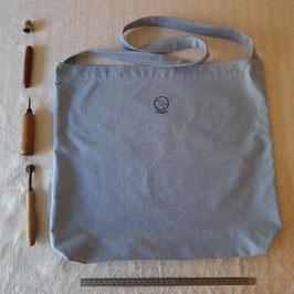 Tote bag grande taille L, 1 bandoulière,44cm x 44cm TBL1y