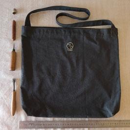 Tote bag grande taille L, 1 bandoulière, 44cm x 44cm TBL1w