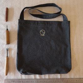 Tote bag taille moyenne M, 1 bandoulière, 32cm x 36cm TBM1w