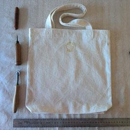 Tote bag taille moyenne M, 2 anses, 32cm x 36cm TBM2x