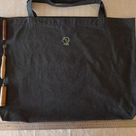 Tote bag très grande taille XL,  2 anses,62cm x 52cm TBXL2w