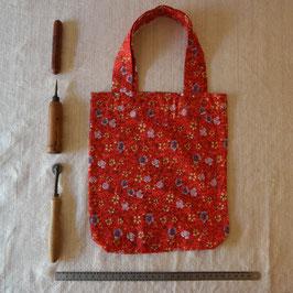 Tote bag de petite taille S, 22cm x 28cm TBS2l