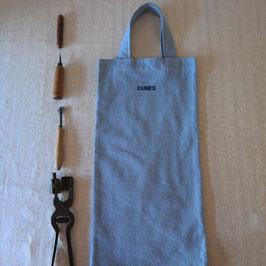Tote baguette 2 anses, 48cm x 25cm TOBA2y