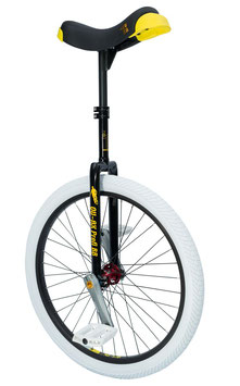 """Profi unicycle 507 mm (24"""") BB unicycle Q-Axle black"""