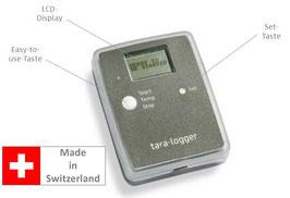 Tara-Logger - Bluetooth Datenlogger Temperatur mit externem Sensor