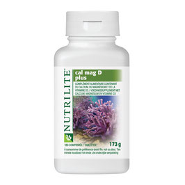 NUTRILITE™ Cal Mag D Plus 180 tabletten.