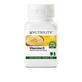 Vitamine D NUTRILITE™ 90 tabletten