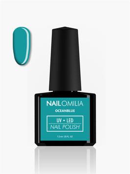Gel Lack UV Oceanblue Nr 63
