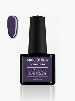 Gel Lack UV Schwarzblau Nr 3