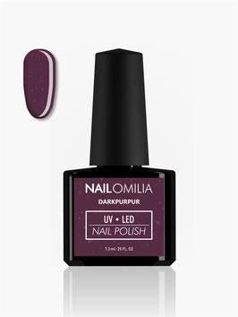 Gel Lack UV Darkpurpur