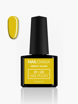 Gel Lack UV Perfect_Yellow Nr 41