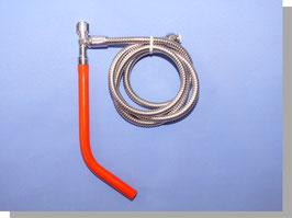 Bidethandbrause - Aquamas für Analabduschung mit Wasserstrahl-Enddarmeinlauffunktion (Anorektale Hydrotherapie).