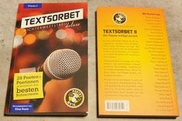 Textsorbet - Volume 2. Die Poesie schlägt zurück (Taschenbuch)