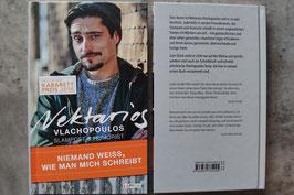 """""""Niemand weiß, wie man mich schreibt"""" von Nektarios Vlachopoulos (Hardcover)"""