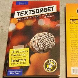 Textsorbet - Volume 2. Die Poesie schlägt zurück