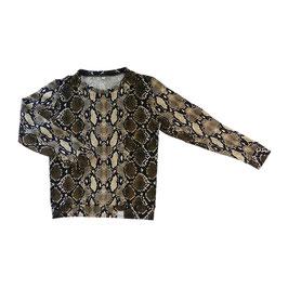 Sweater snake bruin