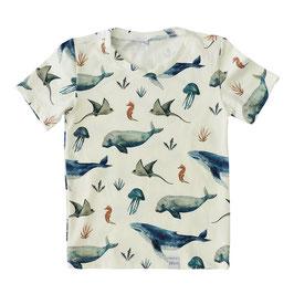Shirt vissen korte mouw